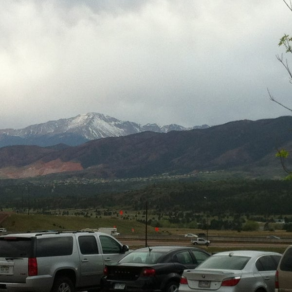 Photo taken at Colorado Mountain Brewery by Erin B. on 5/28/2013