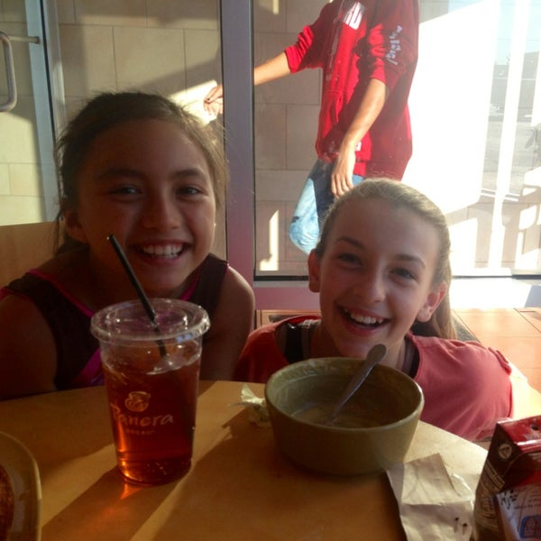 Photo taken at Panera Bread by Liza D. on 9/14/2013