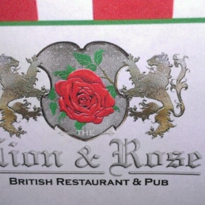 Photo taken at The Lion & Rose British Restaurant & Pub by Nathan on 12/26/2012