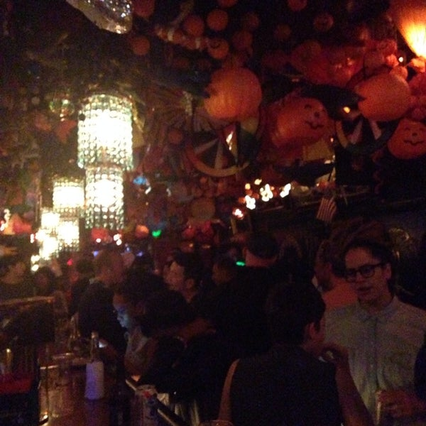 Photo taken at The Cubbyhole Bar by Cat H. on 10/25/2014