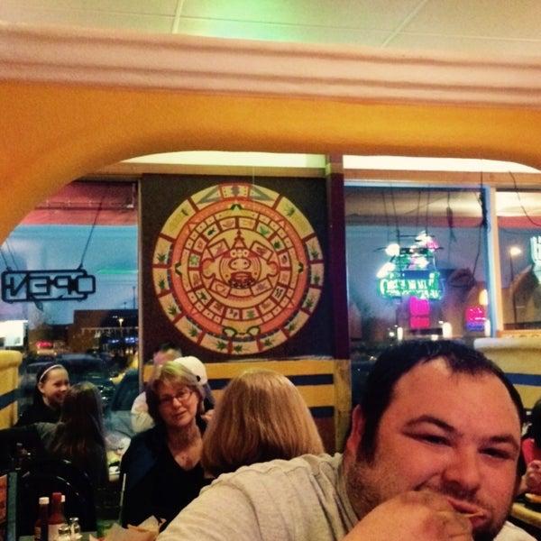 Photo taken at Rey Azteca Mexican Restaurant by 🇺🇸K G. on 4/2/2015