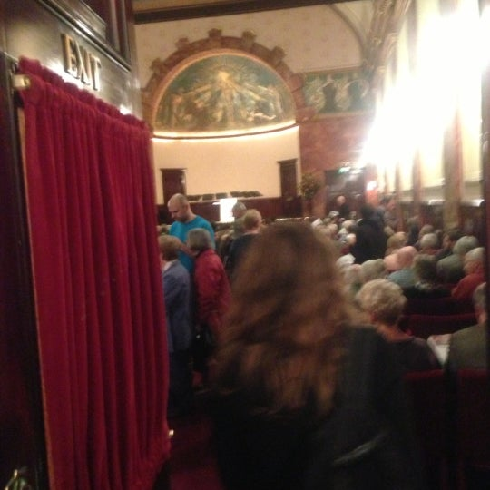 Photo taken at Wigmore Hall by Ettore B. on 10/21/2012