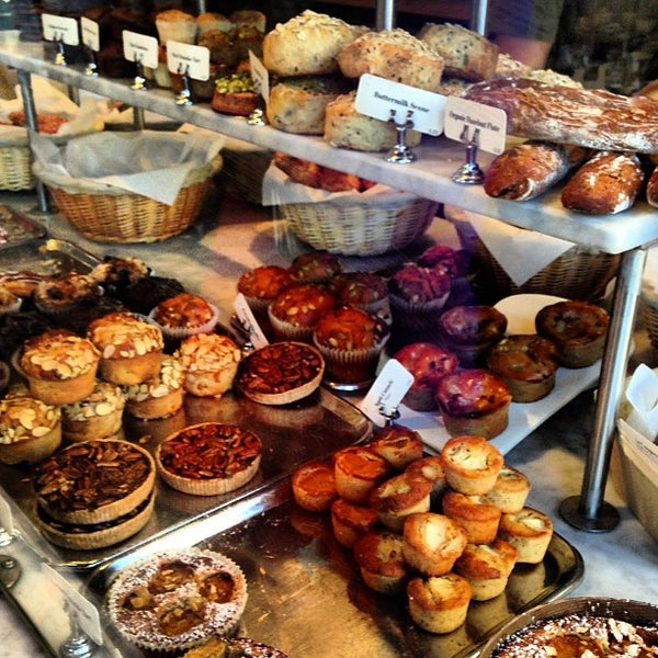 Photo taken at Le Pain Quotidien by Jesseca N. on 12/31/2012