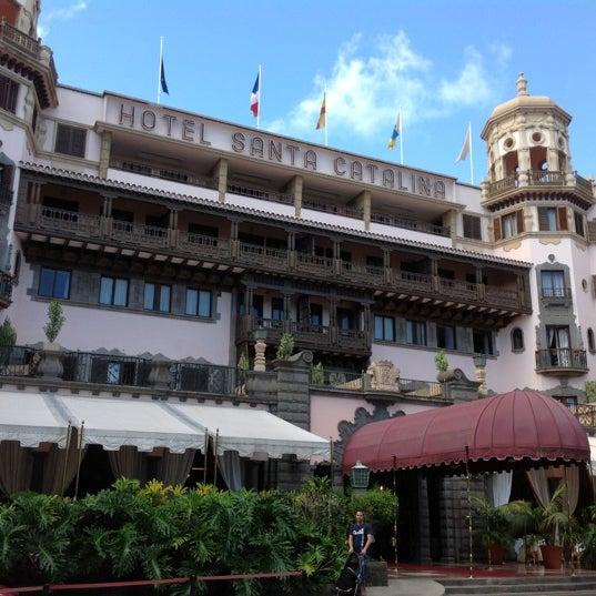 Hotel santa catalina ciudad jardin las palmas de gran for Hotel ciudad jardin