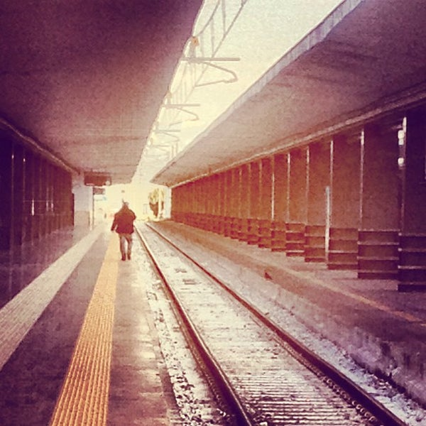 Photo taken at Napoli Centrale Railway Station (INP) by Chris S. on 3/16/2013