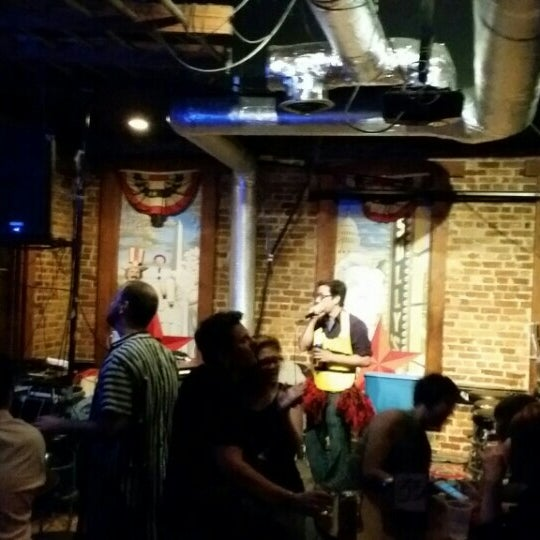 Photo taken at Solly's U Street Tavern by Scott G. on 8/21/2015