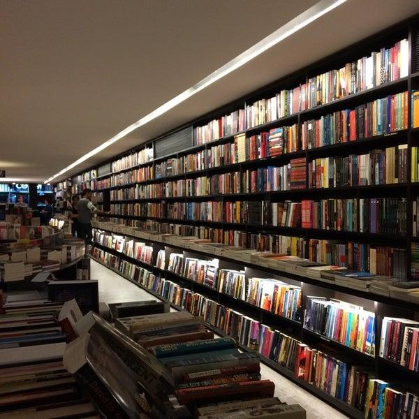 Photo taken at Livraria da Vila by Luciana N. on 9/27/2014