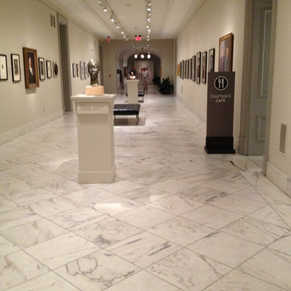 Photo taken at National Portrait Gallery by William H. on 5/29/2013
