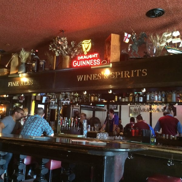 Photo taken at George & Dragon Pub by Rob K. on 8/23/2014