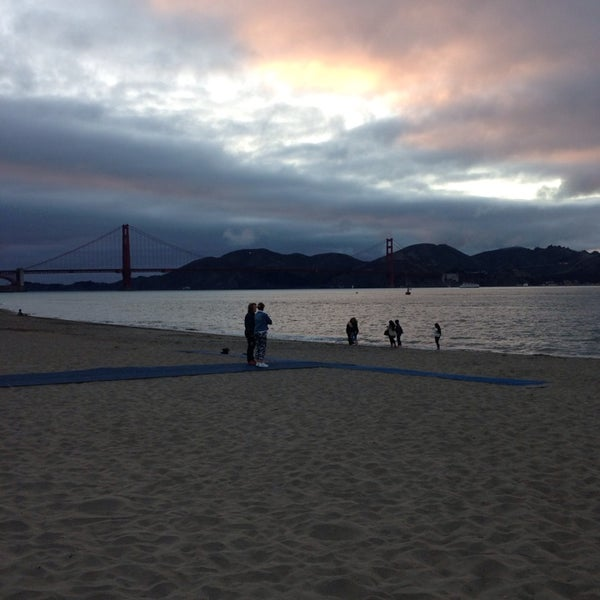 Photo taken at Crissy Field by Steve C. on 7/12/2014