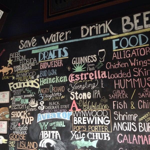 Photo taken at Sharkeys Beer & Wine by Joe C. on 1/24/2015
