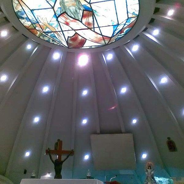 Photo taken at Sto. Niño de Paz Community Chapel by makki t. on 6/16/2013