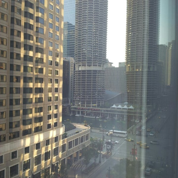 Photo taken at theWit Chicago - A DoubleTree by Hilton Hotel by Marcia B. on 6/20/2013