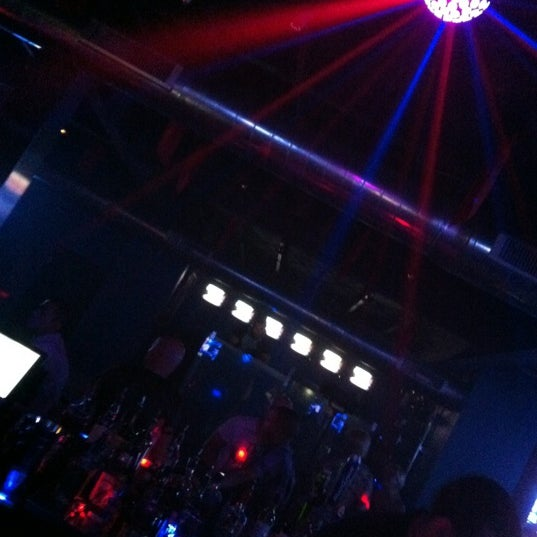 Photo taken at Eros Lounge by Preston B. on 2/19/2012