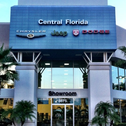central florida chrysler jeep automotive shop in orlando. Black Bedroom Furniture Sets. Home Design Ideas