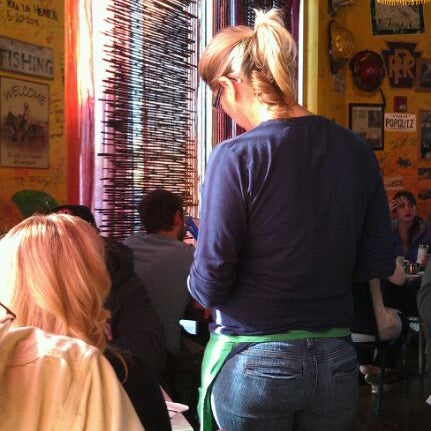 Photo taken at Squeeze In by Deborah W. on 12/3/2011