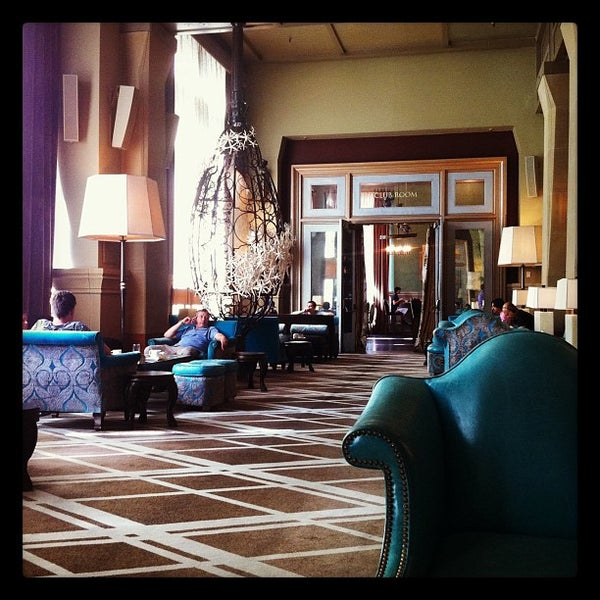Photo taken at SoHo Grand Hotel by William F. on 7/18/2012
