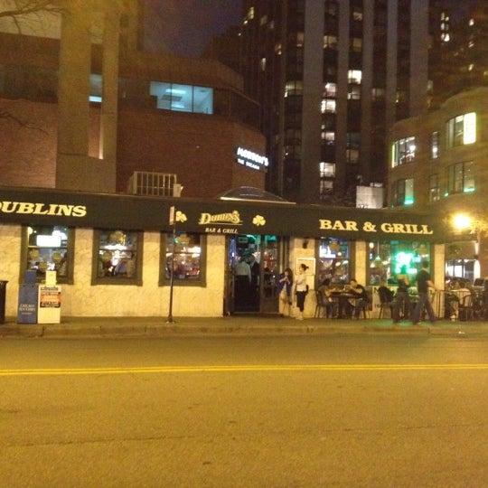 Dublin 39 s bar and grill bar in chicago for Bar food dublin 2