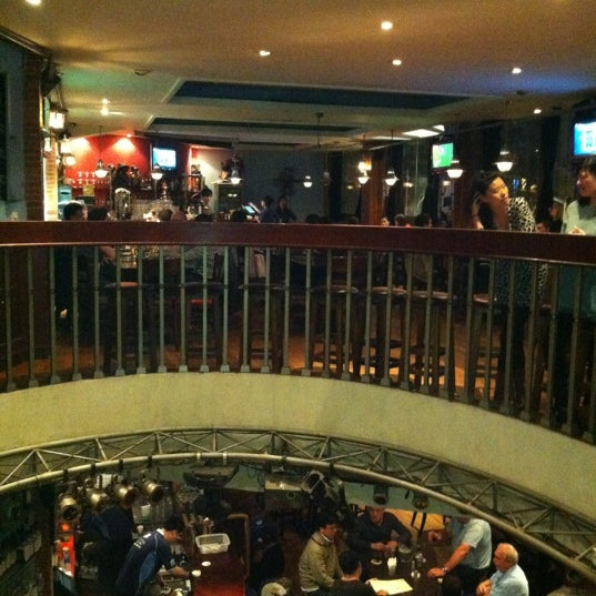 Photo taken at Malone's by Mark W. on 3/29/2012