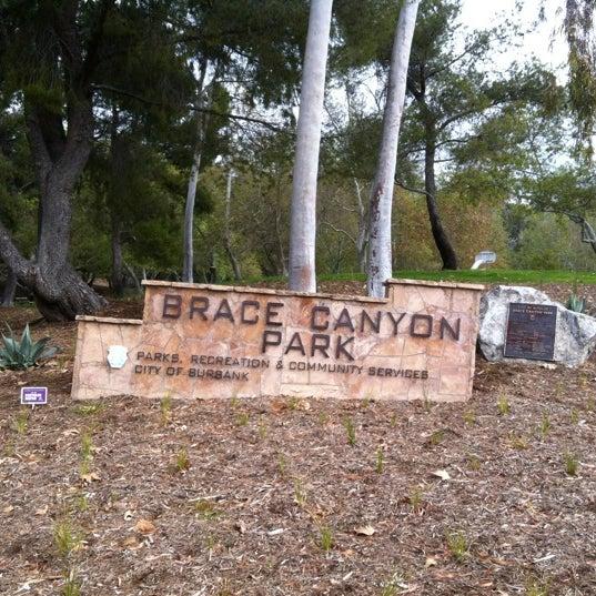 Brace Canyon Brace Canyon Park Burbank