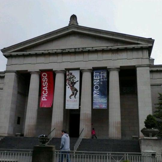 Cincinnati Art Museum Mount Adams Cincinnati Oh