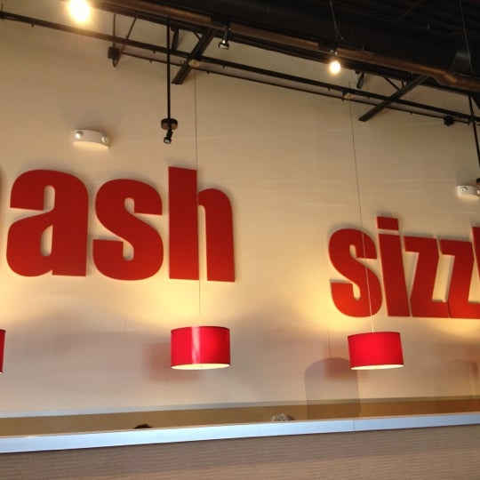 Photo taken at Smashburger by Rob S. on 7/1/2012