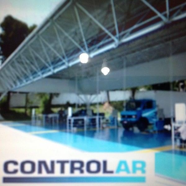 Photo taken at CONTROLAR - Inspeção Veicular by !MIlton S. 7.1 on 10/3/2012