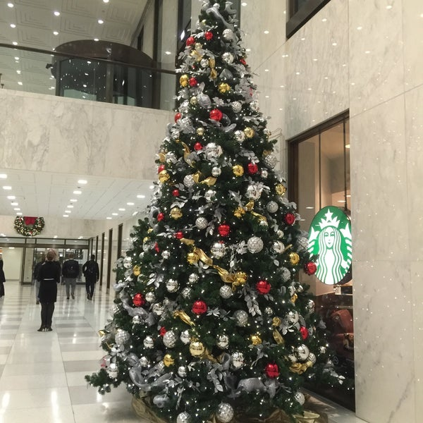 Photo taken at Aon Center by Dave S. on 12/15/2015