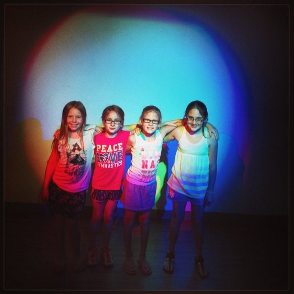 Photo taken at Museum of Discovery Little Rock by Alison C. on 7/17/2014