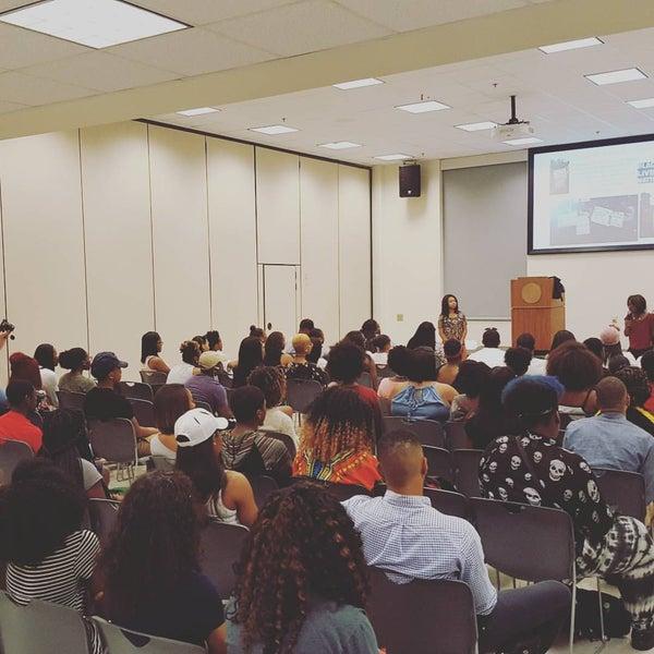 Photo taken at Carmichael Student Center by Seneca V. on 8/25/2016