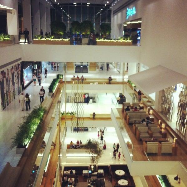 Photo taken at Shopping JK Iguatemi by Celso M. on 1/19/2013