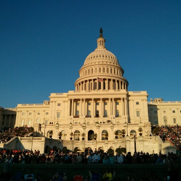 Photo taken at United States Capitol Building by Mohammed مُحمَّد on 5/26/2013