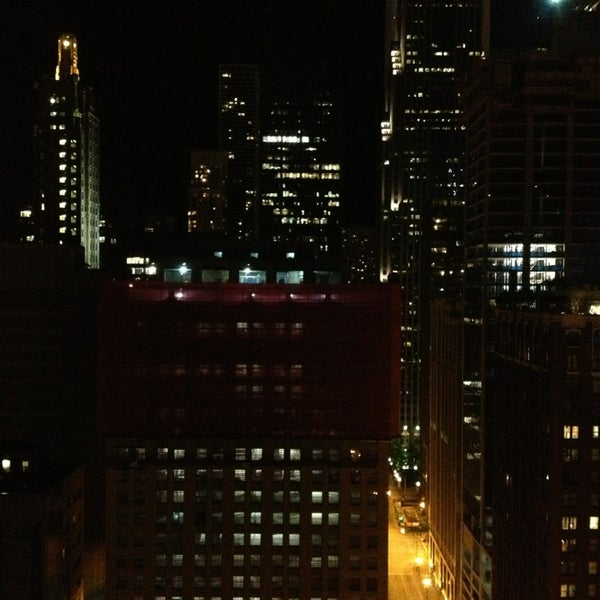 Photo taken at theWit Chicago - A DoubleTree by Hilton Hotel by Samantha O. on 7/17/2013