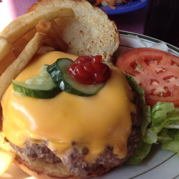 Photo taken at Jackson Diner by Robert C. on 9/16/2014