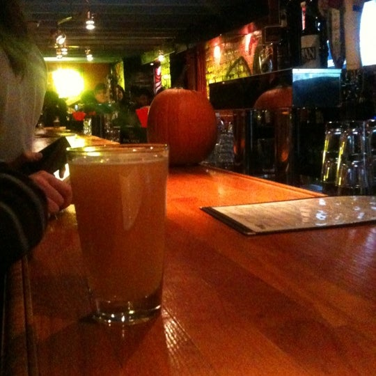 Photo taken at The Black Squirrel by Amit P. on 11/4/2012