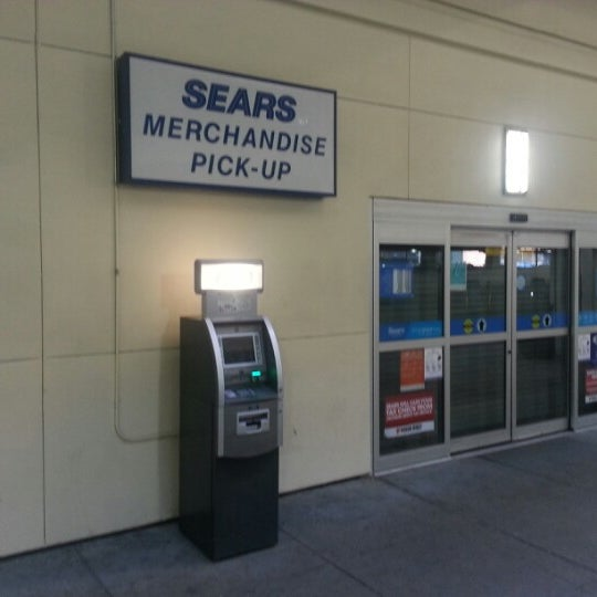 Photo taken at Sears by Richard T. on 2/6/2013