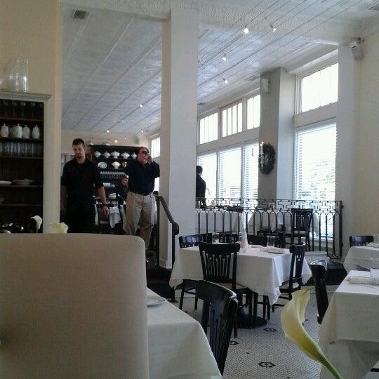 Photo taken at Hattie's by Jill M. on 12/26/2012