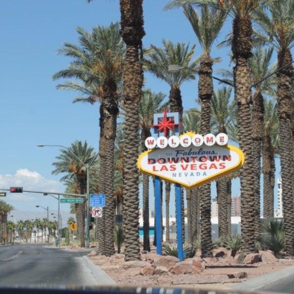 Photo taken at Downtown Las Vegas by Davi F. on 8/18/2016