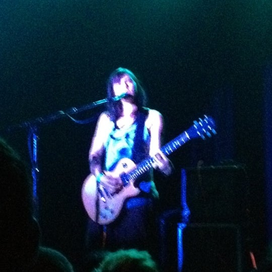 Photo taken at The Crocodile by Hugh P. on 10/30/2012