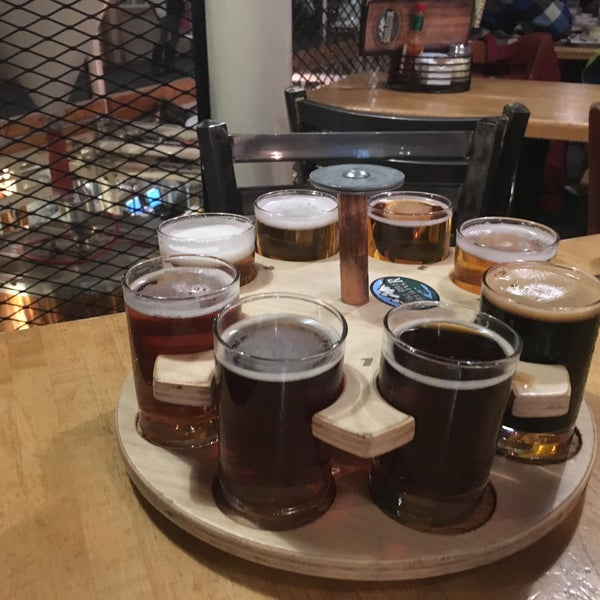 Photo taken at Snake River Brewery & Restaurant by Boping L. on 2/29/2016