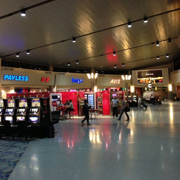 McCarran Rent-A-Car Center