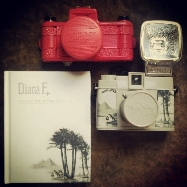 Photo taken at Lomography Gallery Store Austin by Alie K. on 3/22/2013