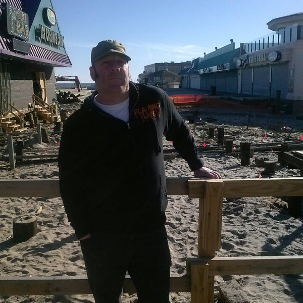 Photo taken at Point Pleasant Beach Boardwalk by Candy L. on 2/22/2014