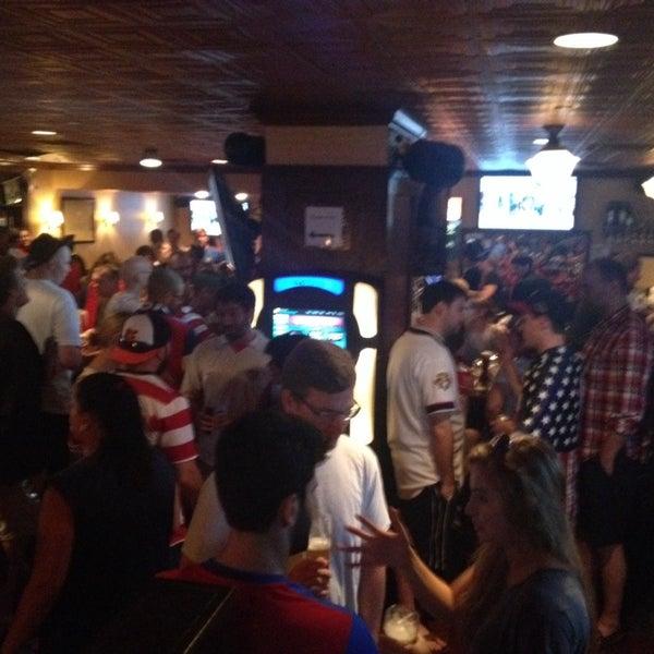Photo taken at Laughing Man Tavern by Kayle B. on 6/22/2014