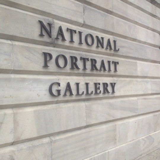 Photo taken at National Portrait Gallery by Alexa S. on 4/28/2013