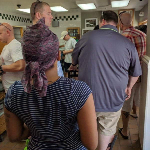 Photo taken at Long's Bakery by Chris M. on 5/30/2016