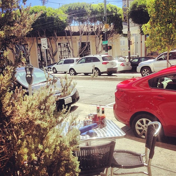 Photo taken at Caffe DeLucchi by Mary S. on 8/24/2013
