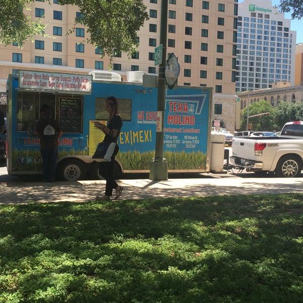 Photo taken at San Antonio by Kori B. on 6/9/2015