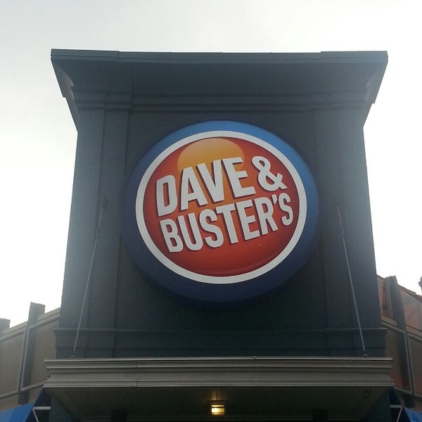 Photo taken at Dave & Buster's by Carlos O. on 4/27/2014