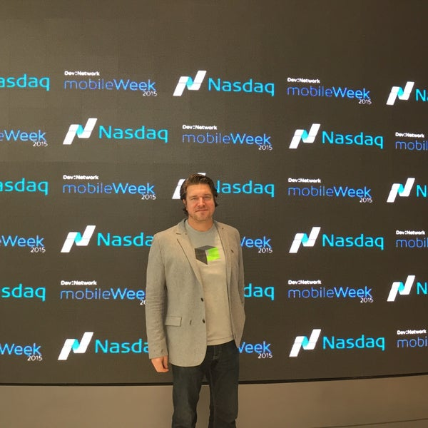 Photo taken at Nasdaq by Kevin D. on 4/20/2015